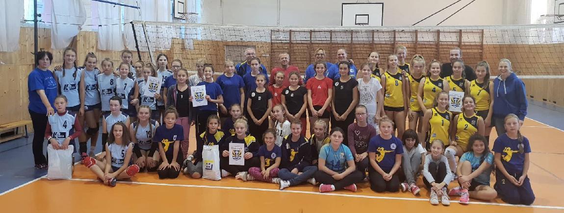Mladšie žiačky VK sa predstavili na domácom turnaji