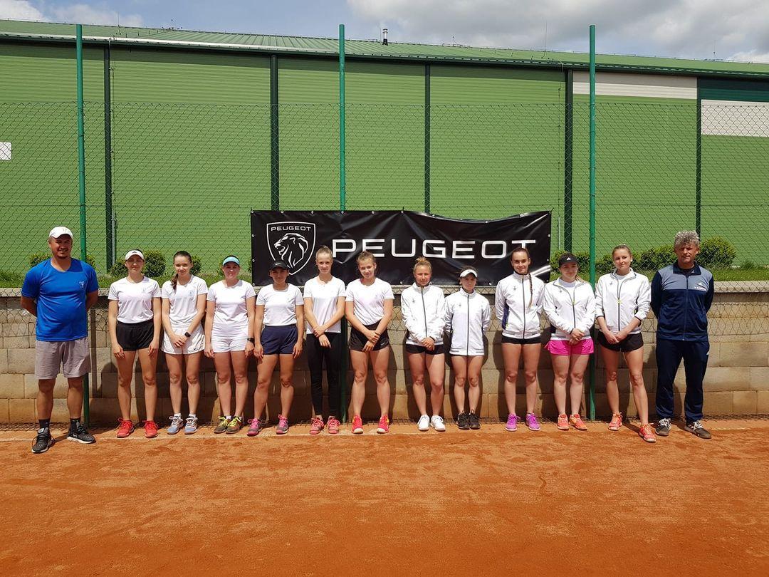 Tenisový klub -zahájil novú sezónu družstiev 2021